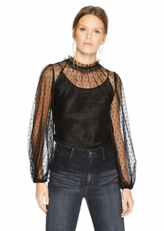 Only Hearts Women's Coucou Lola Bishop Sleeve Top