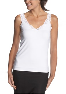 Only Hearts Women's Delicious Deep V-Neck Tank With Lace - 41840L