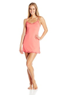 Only Hearts Women's Delicious with Lace Adjustable Strap Chemise