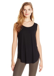 Only Hearts Women's Feather Weight Rib Shirttail Tank