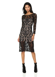 Only Hearts Women's Frida Long Shift Dress