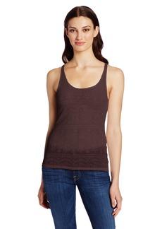 Only Hearts Women's Jersey-Lace Skinny Tank