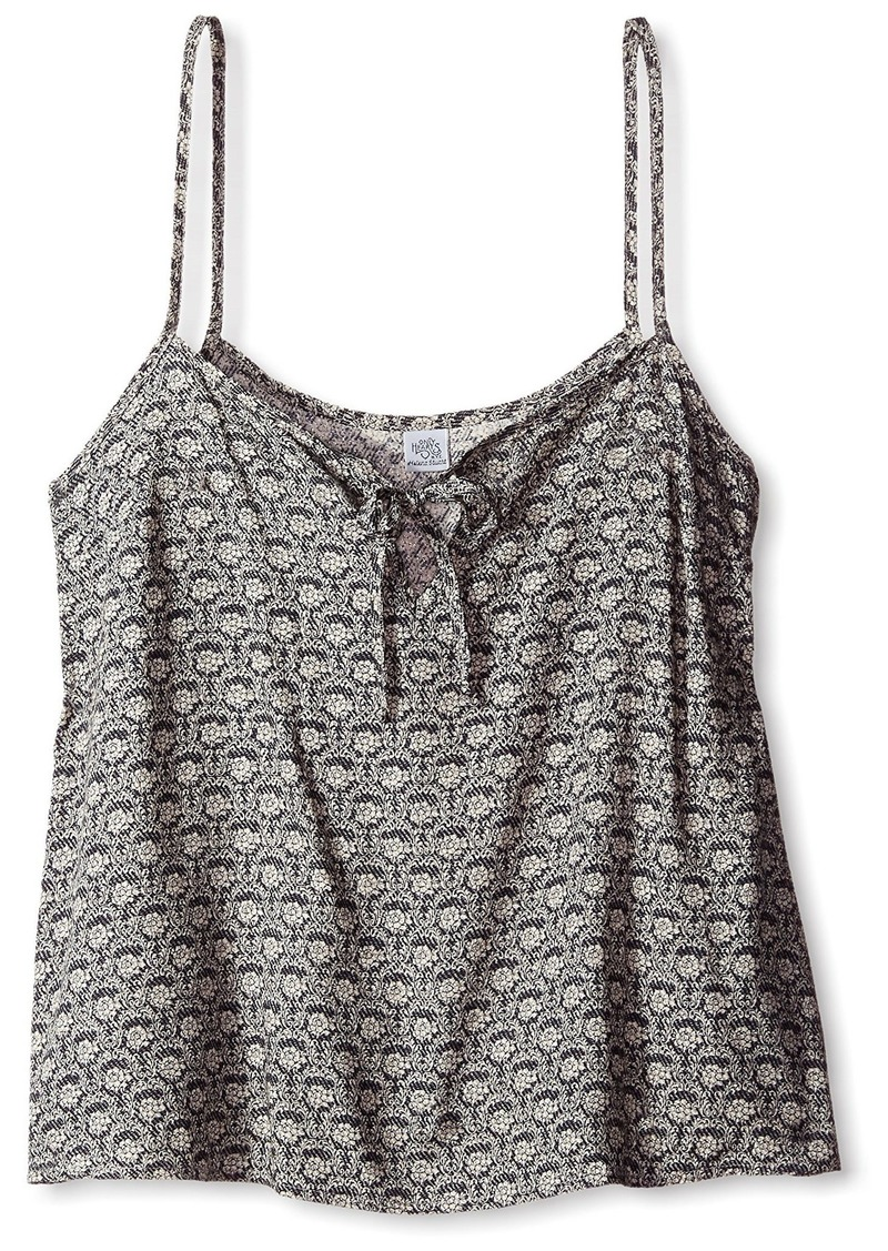 Only Hearts Women's Letterpress Floral Cami  S