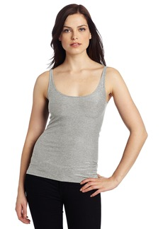 Only Hearts Women's Metallic Jersey Skinny Tank Top Camisole
