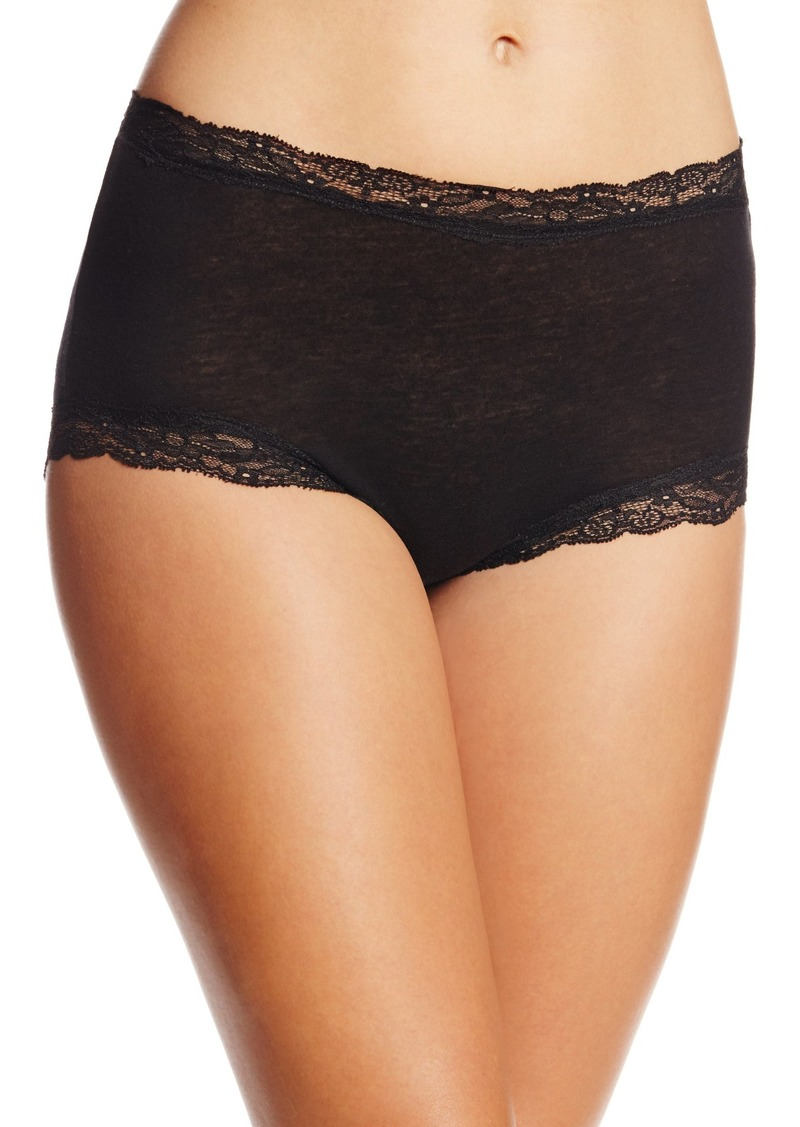 Only Hearts Women's Organic Cotton Brief Panty