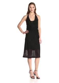 Only Hearts Women's Phoebe Halter Midi Dress  M