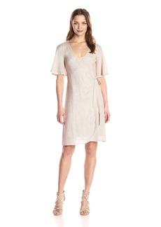 Only Hearts Women's Phoebe Wrap Dress  M