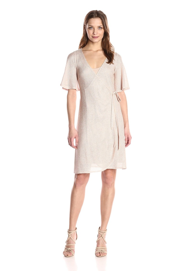 530ff6041f3 Only Hearts Only Hearts Women s Phoebe Wrap Dress M Now  47.13