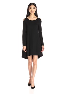 Only Hearts Women's Picnic Club Cold-Shoulder Dress