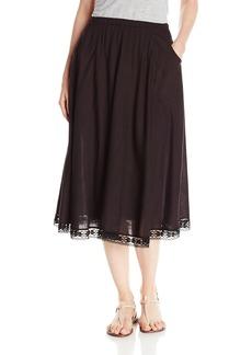 Only Hearts Women's Sareeta Mid-Calf Skirt