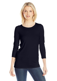 Only Hearts Women's So Fine Easy Fit Long Sleeve Crew