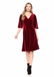 Only Hearts Women's Velvet Underground Low Back Dress
