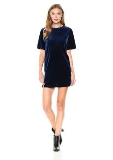Only Hearts Women's Velvet Underground Tee Dress  M