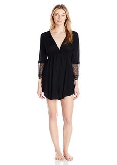 Only Hearts Women's Venice Shirttail Night Dress