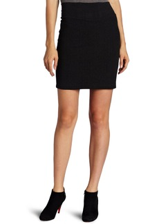 Only Hearts Women's Wishbone Mid Thigh Pencil Skirt