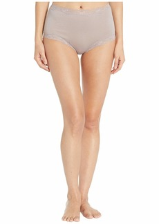 Only Hearts Organic Cotton Brief with Lace