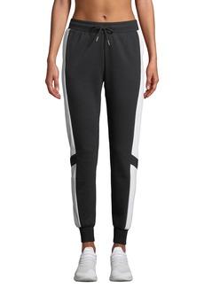 Onzie Blocked Drawstring Jogger Sweatpants