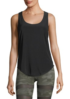 Onzie Glossy Flow Racerback Scoop-Neck Performance Tank