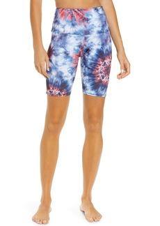 Onzie High Waist Bike Shorts
