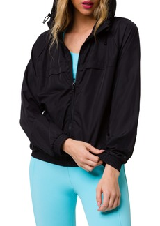 Onzie Hooded Windbreaker