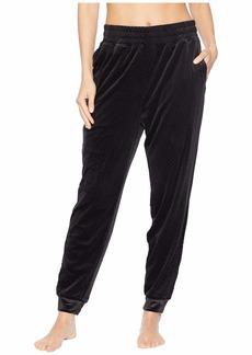 Onzie Velour Crop Pants