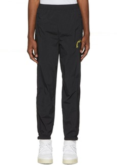 Opening Ceremony Black Crinkled Lounge Pants