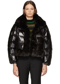 Opening Ceremony Black Daydreamer Down Jacket
