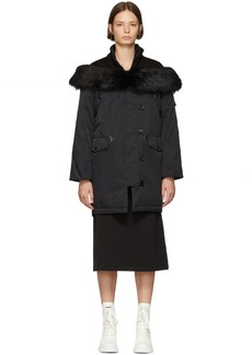 Opening Ceremony Black Parklife Parka