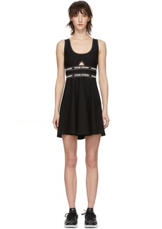 Opening Ceremony Black Torch Fit & Flare Dress