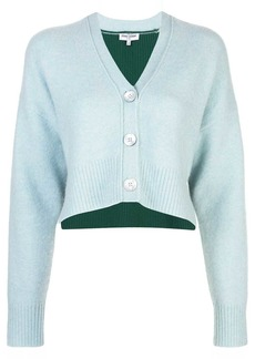 Opening Ceremony cashmere cropped cardigan