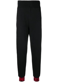 Opening Ceremony contrast cuff trousers