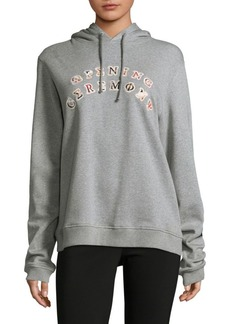 Opening Ceremony Cotton Patch Hoodie