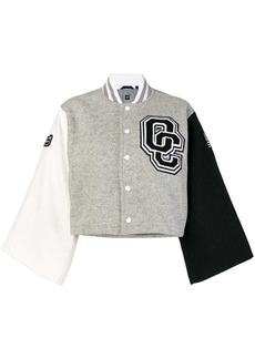 Opening Ceremony cropped bomber jacket