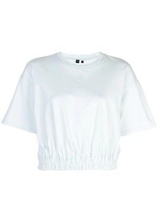Opening Ceremony cropped elastic T-shirt