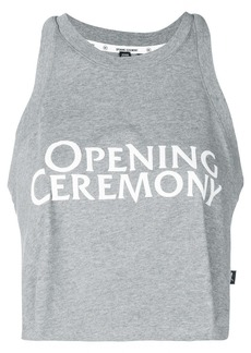 Opening Ceremony cropped tank top