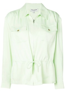 Opening Ceremony fitted shirt jacket