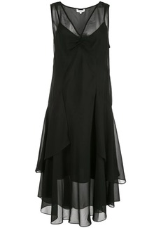 Opening Ceremony flared sleeveless dress