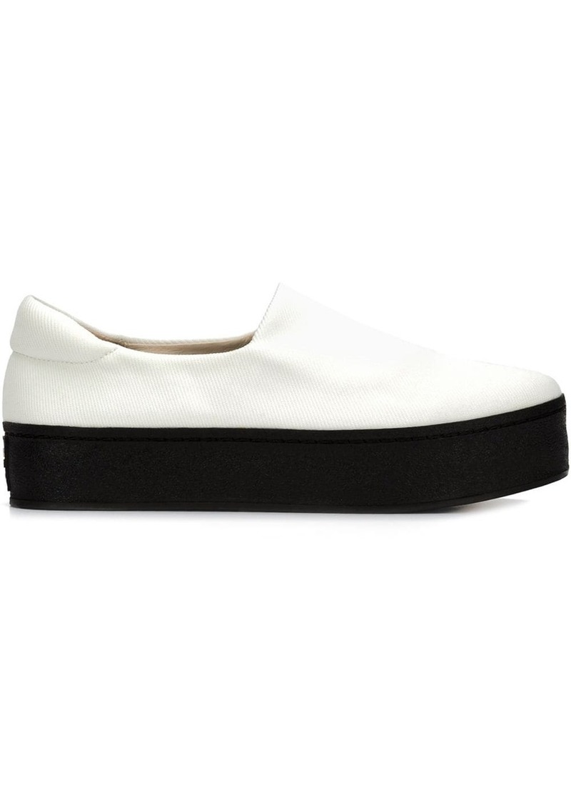Opening Ceremony flatform slip-on sneakers