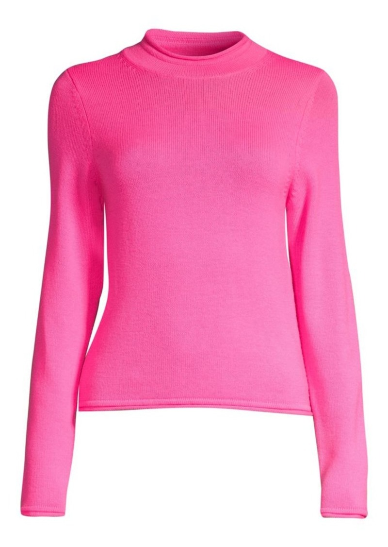 Opening Ceremony Fluorescent Wool Sweater