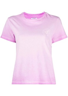 Opening Ceremony logo-embroidered cotton T-shirt