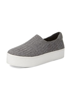 Opening Ceremony Cici Ribbed Jersey Platform Sneaker (Women)