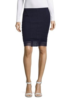 Opening Ceremony Cinched Elasticized Skirt