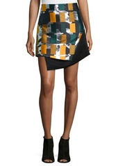 Opening Ceremony Color Story Jacquard Skirt
