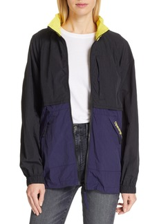 Opening Ceremony Crinkle Nylon Storm Jacket (Limited Edition)