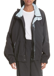 Opening Ceremony Crinkle Nylon Wind Jacket (Limited Edition)