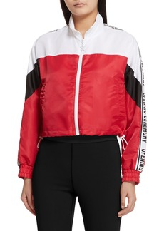 Opening Ceremony Crop Warm Up Jacket (Limited Edition)