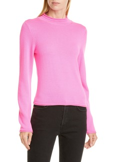 Opening Ceremony Fluorescent Merino Wool Sweater