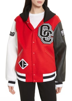 Opening Ceremony Hooded Varsity Jacket (Limited Edition)