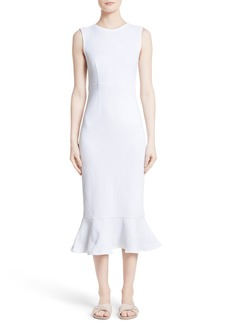 Opening Ceremony Lotus Midi Dress