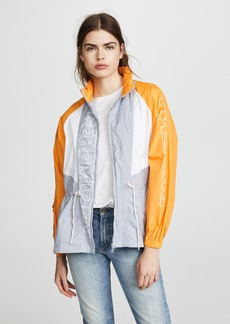 Opening Ceremony Nylon Zip Up Anorak Jacket